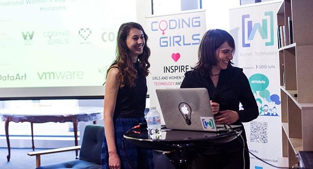 Мотивационният хъб Women Techmakers променя ИТ сектора