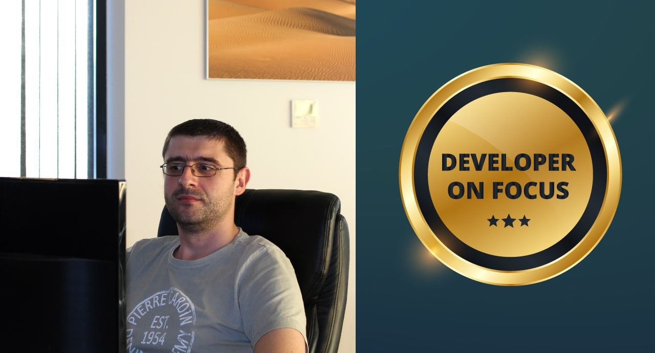 Христо Савов, Software Development Lead в МенторМейт