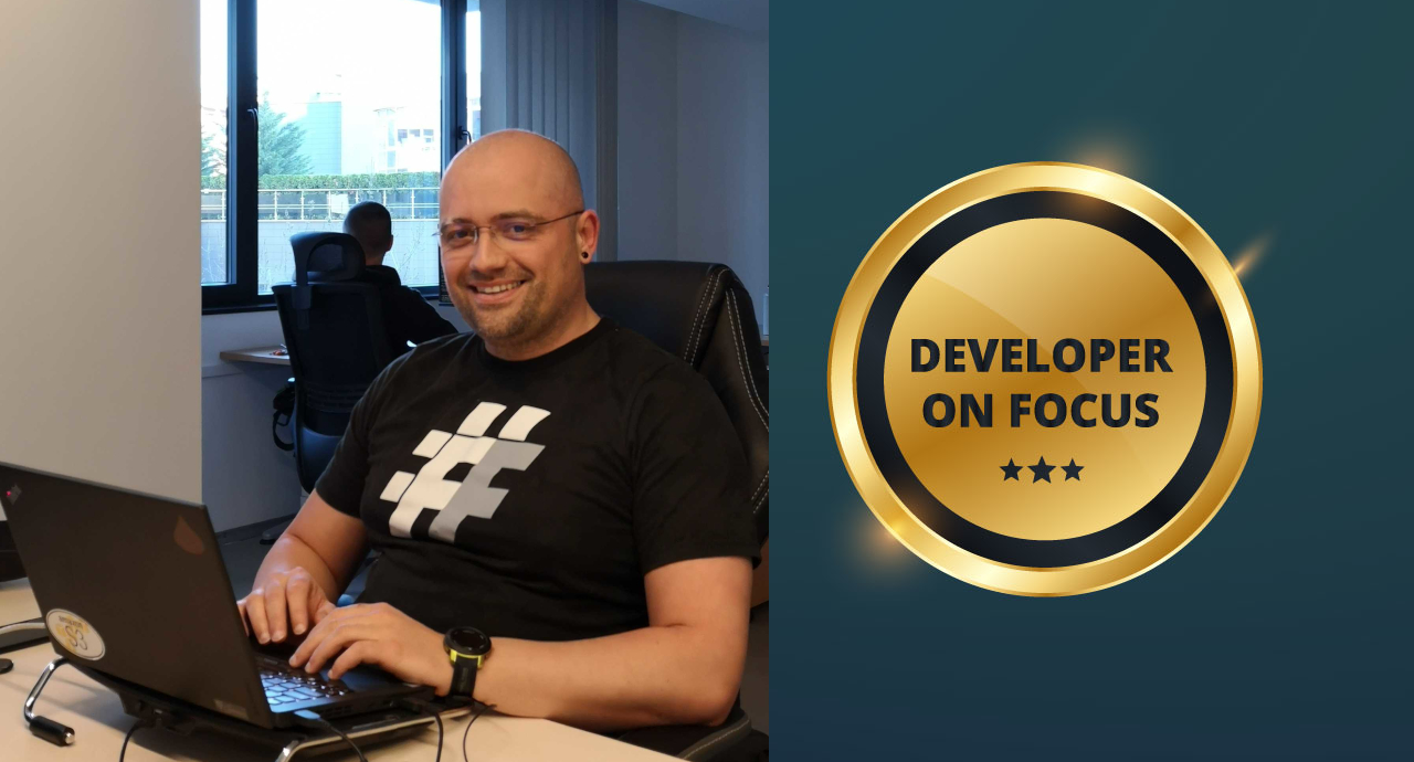 Ростислав Багров, Senior Back-End Developer в TechHuddle