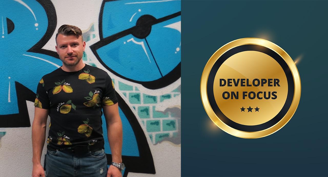 Емил Георгиев, Golang Developer в Proxiad Bulgaria
