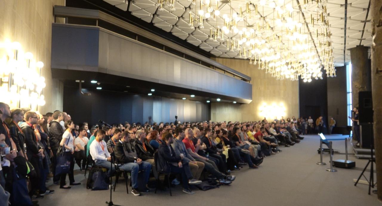Видео анкета: AWS Community Day Sofia