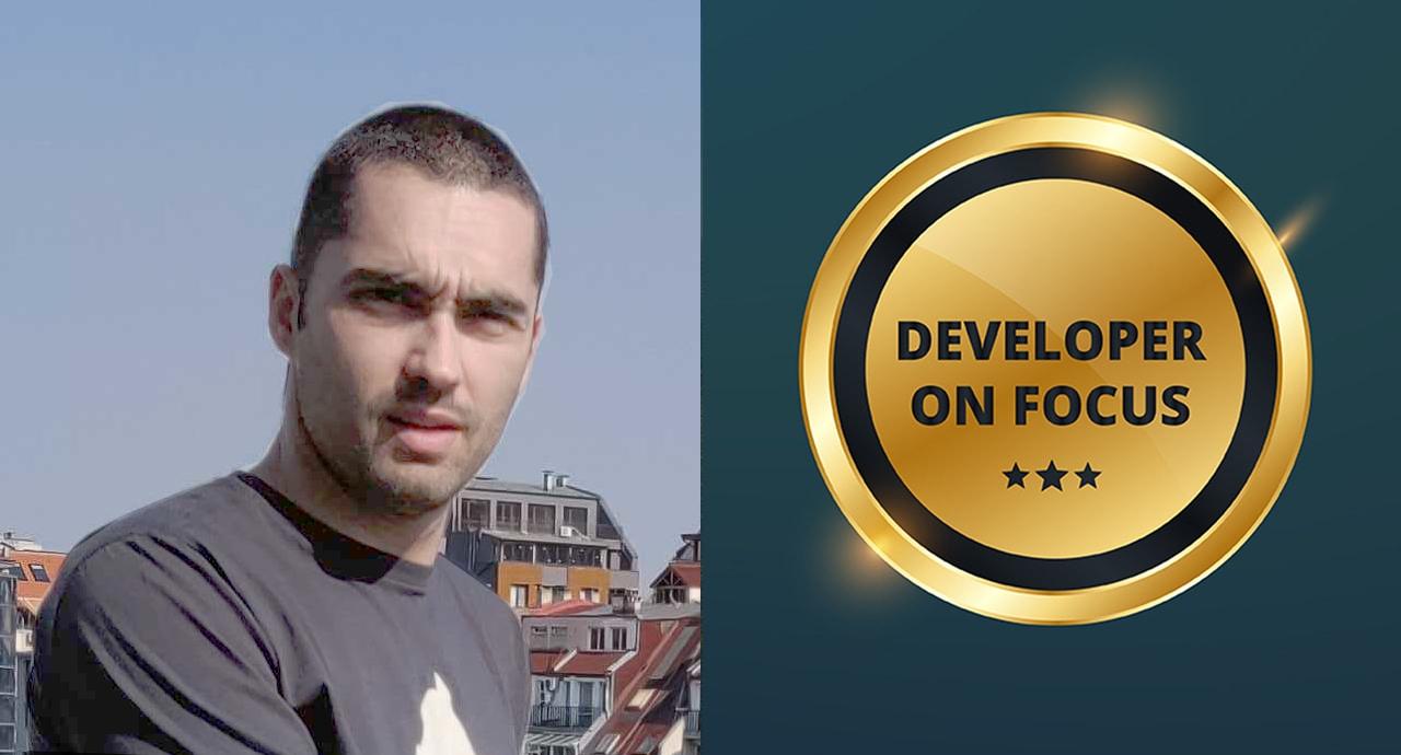Мартин Ацинов, Development Technical Lead в Isobar Commerce