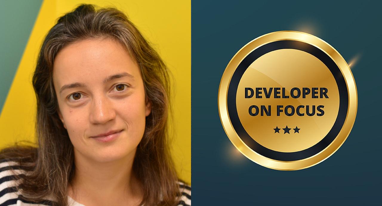 Паола Димова, Junior JavaScript Developer, News UK