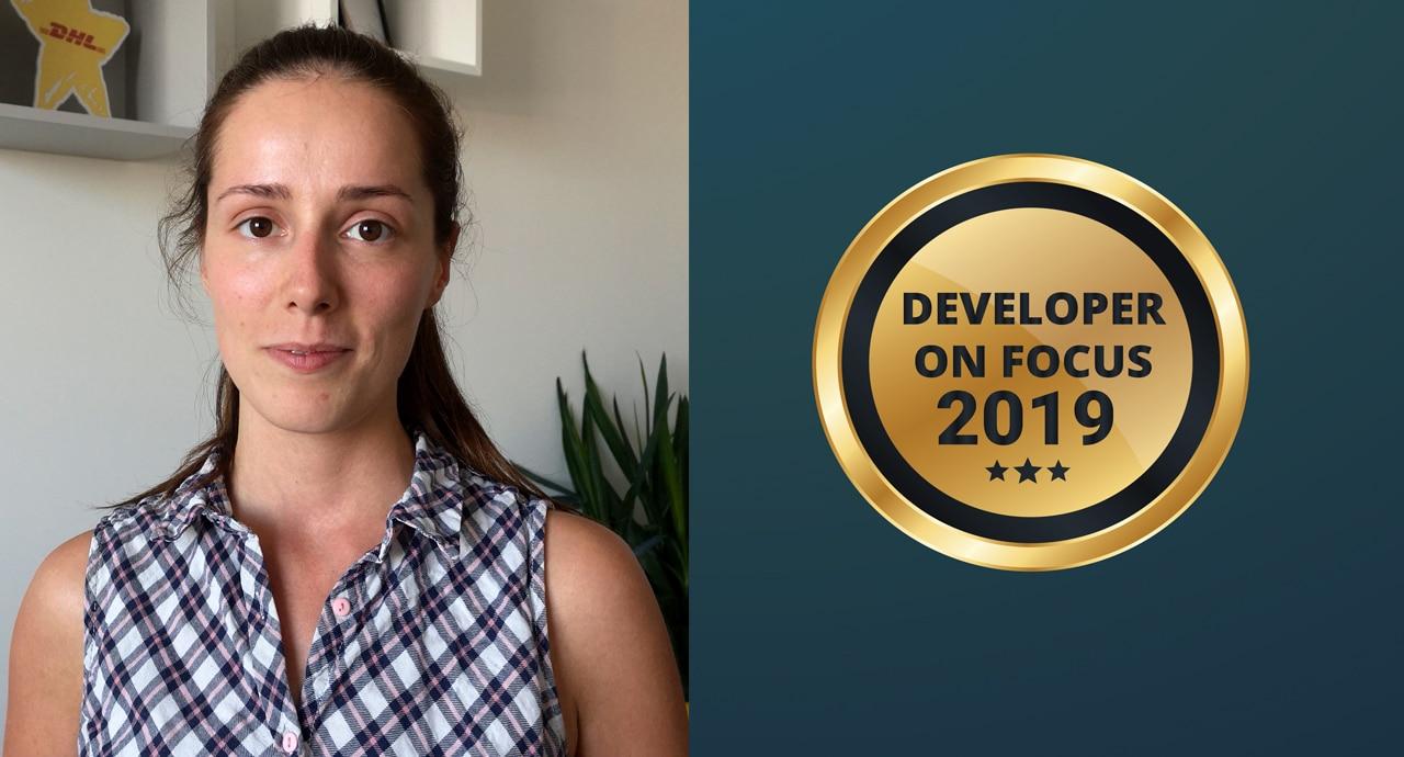 Теодора Линчева, Senior Java Developer в DHL Enterprise Software Solutions