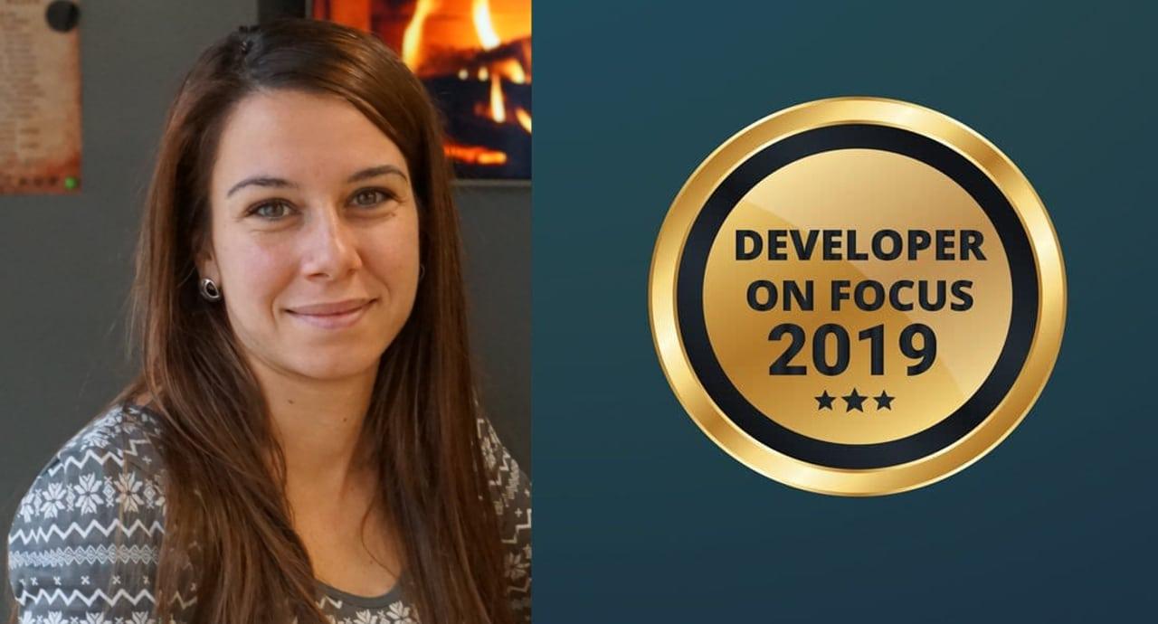 Антония Трифонова, Senior Developer в Bosch Software Innovations