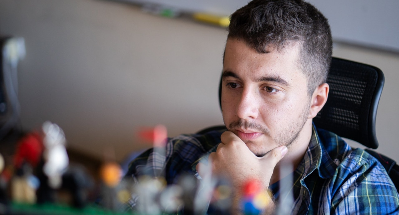 #DailyRoutine: Ивайло Бъчваров, HackSoft