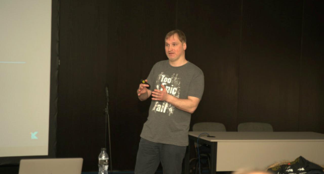 Конрад Камински: Java постоянно има подобрения