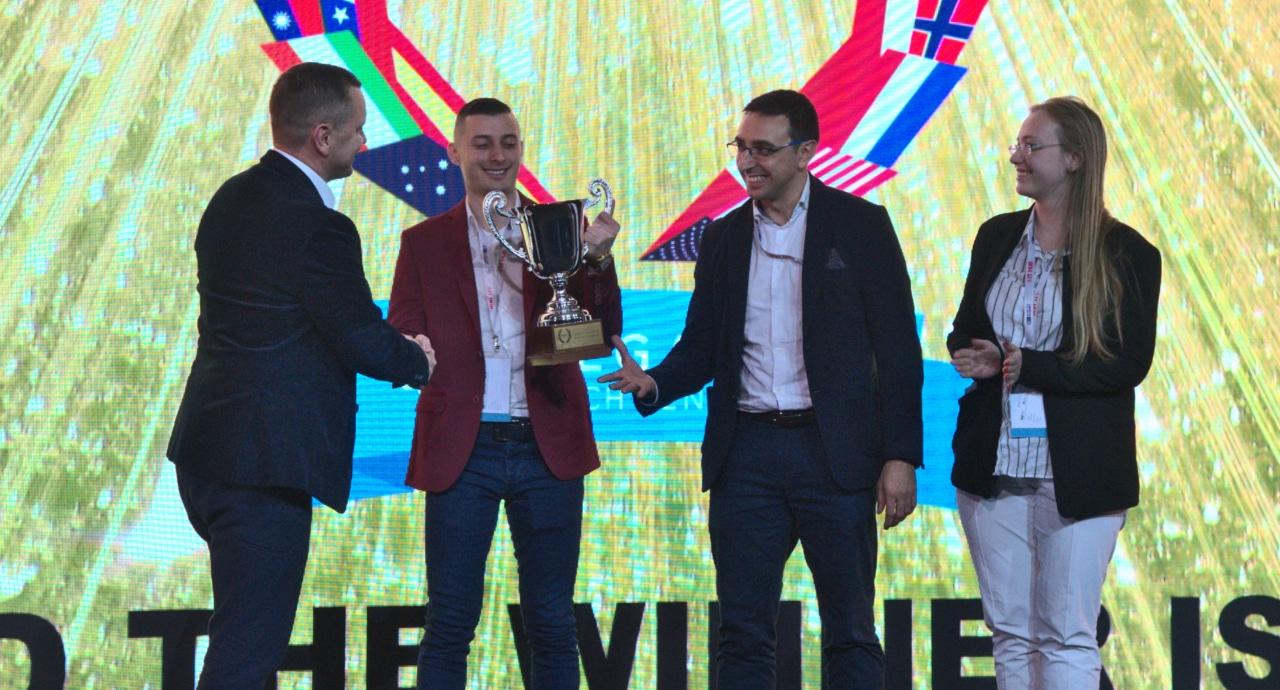 REINNO – победителите от Startup World Cup в София
