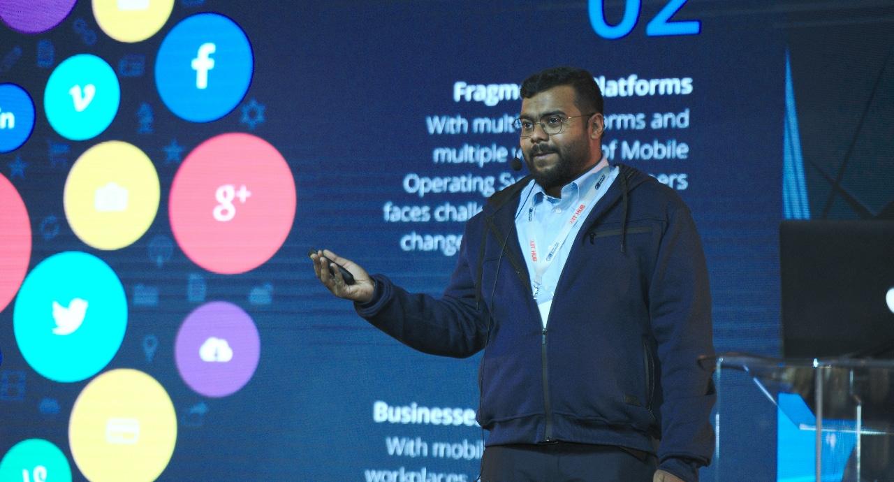 Субхо Халдер: Киберсигурността може единствено да се развива