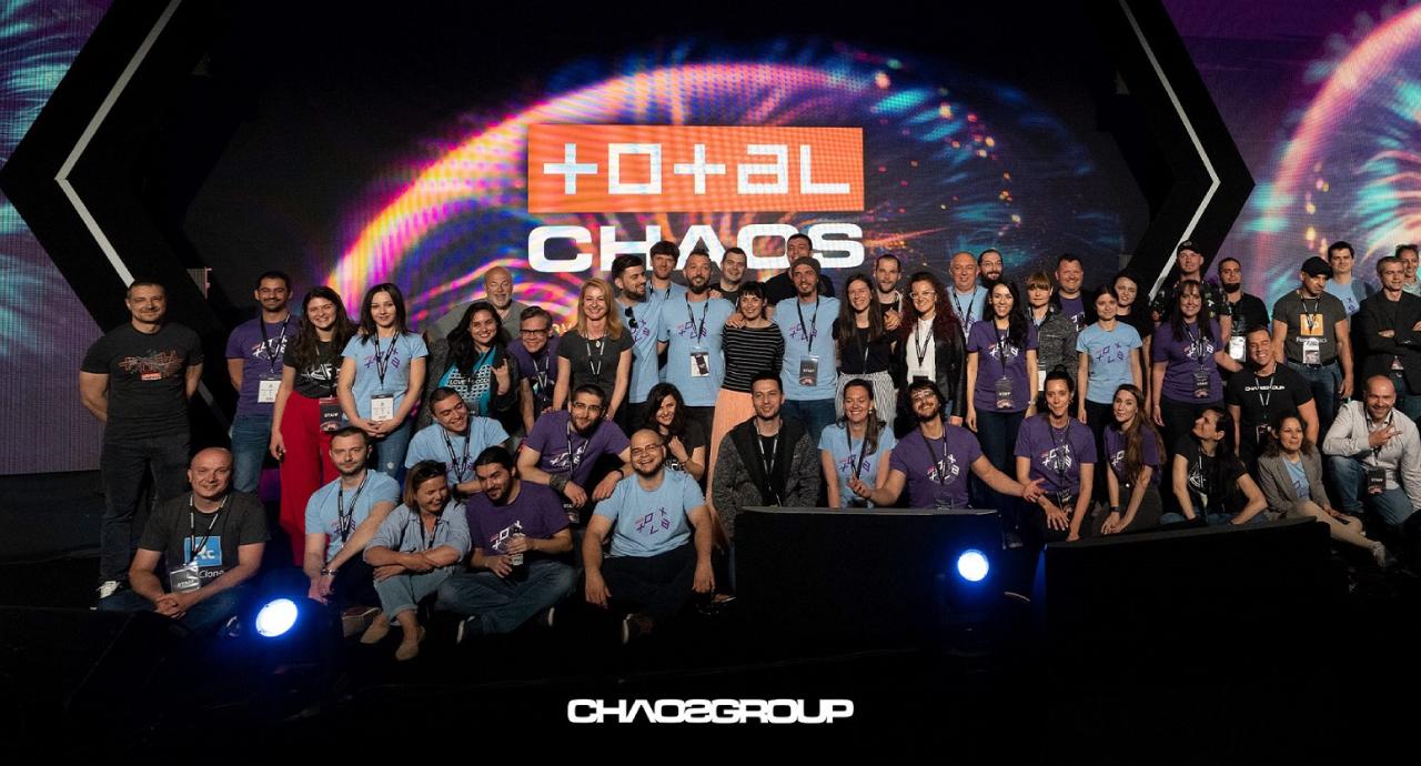 Chaos Group даряват средства за техника и консумативи за болници