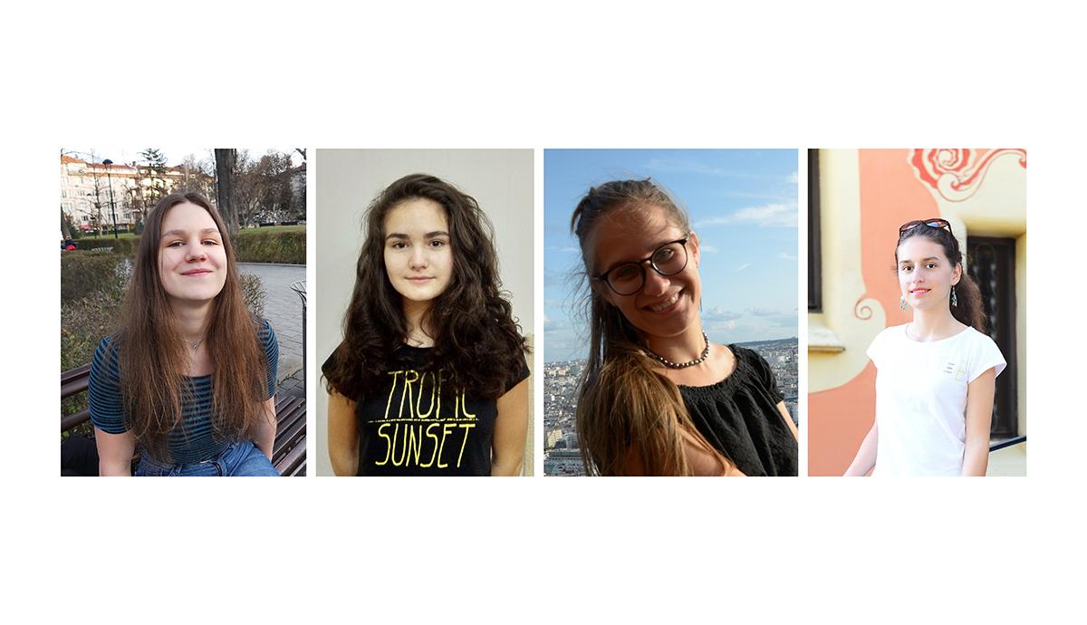 4 медала от Виртуалната европейска олимпиада по математика за момичета