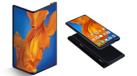 Теленор пусна сгъваемия смартфон Huawei Mate Xs