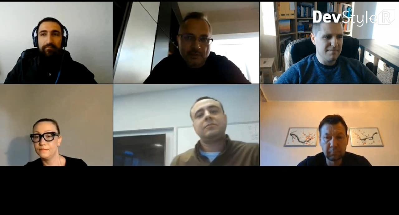 """ВИДЕО: Дискусията """"ИТ секторът в режим COVID-19″"""