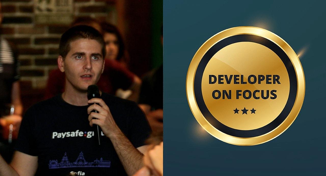 Здравко Несторов, Senior Software Engineer в Paysafe Group