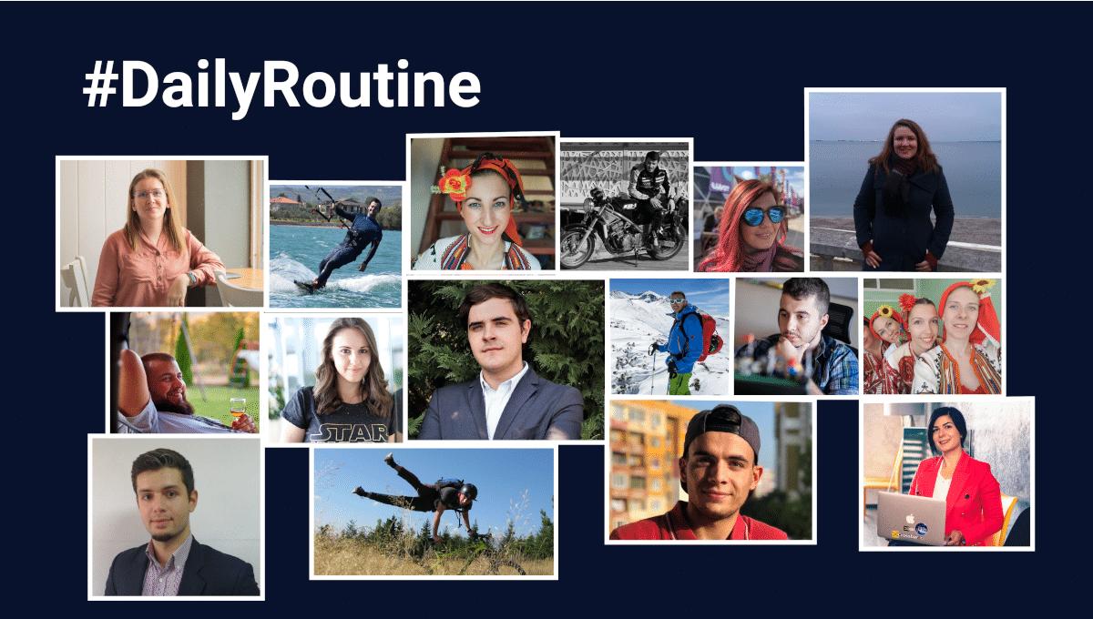 #DailyRoutine Form Submit