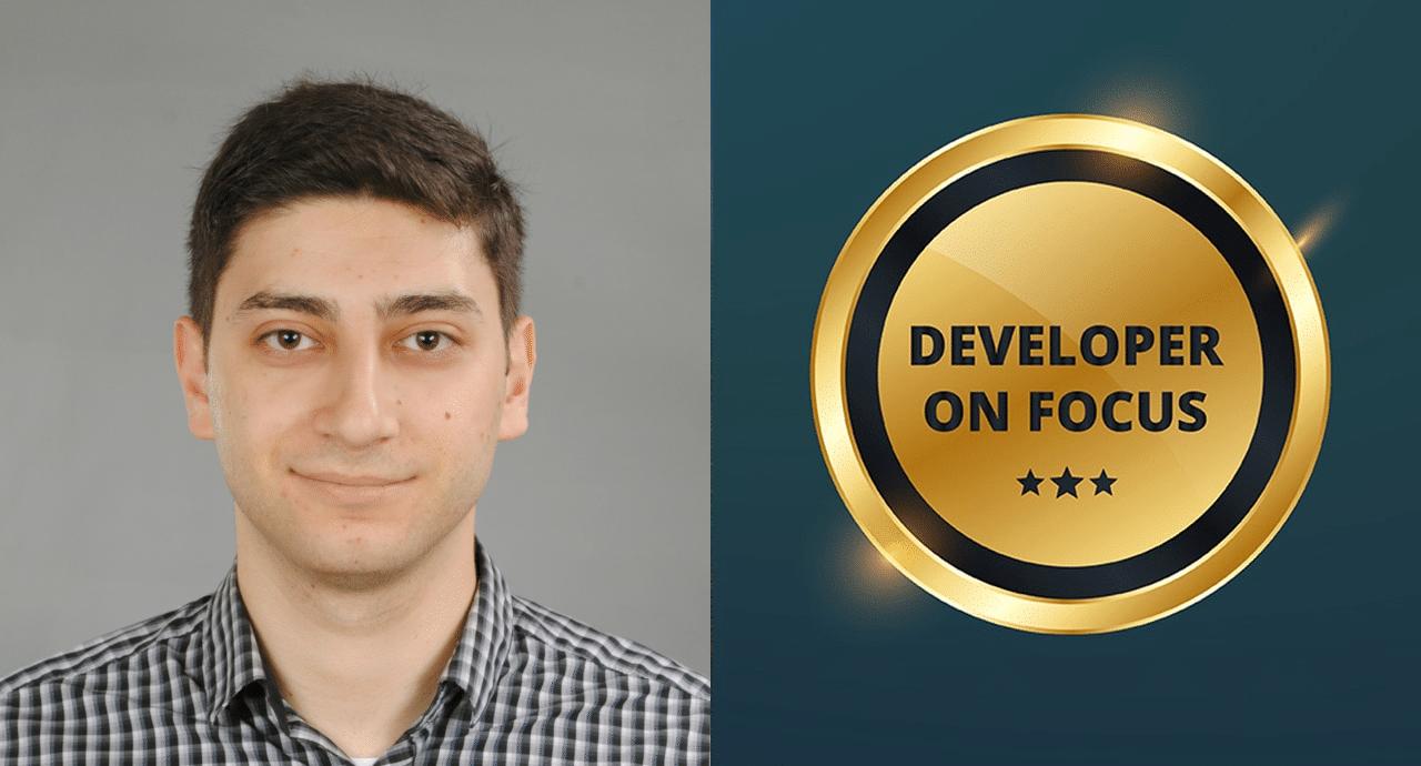Кирил Димитров, Java Expansion Technical Leader в Kaufland IT Hub