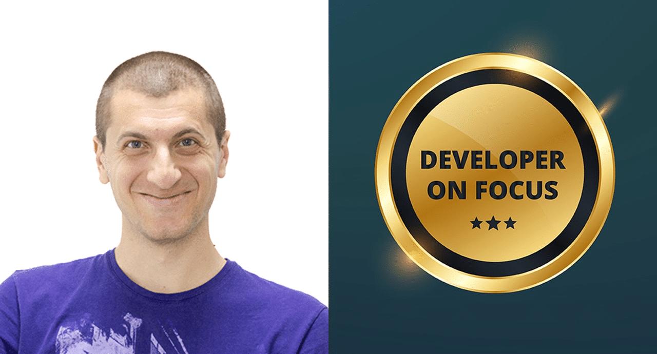 Мартин Ангелов, Software Development Manager в MentorMate