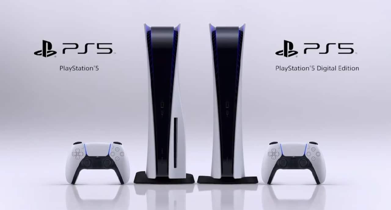PlayStation 5 излиза с два модела през ноември