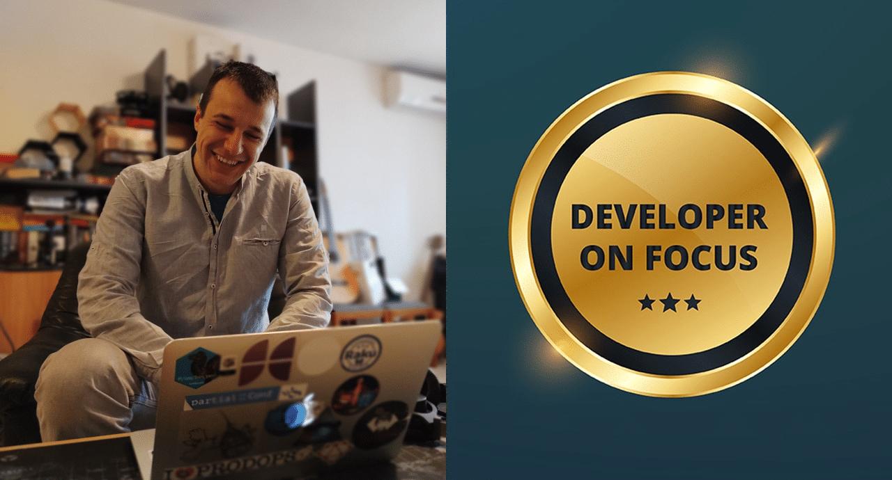 Александър Иванов, Senior Software Engineer в Questers
