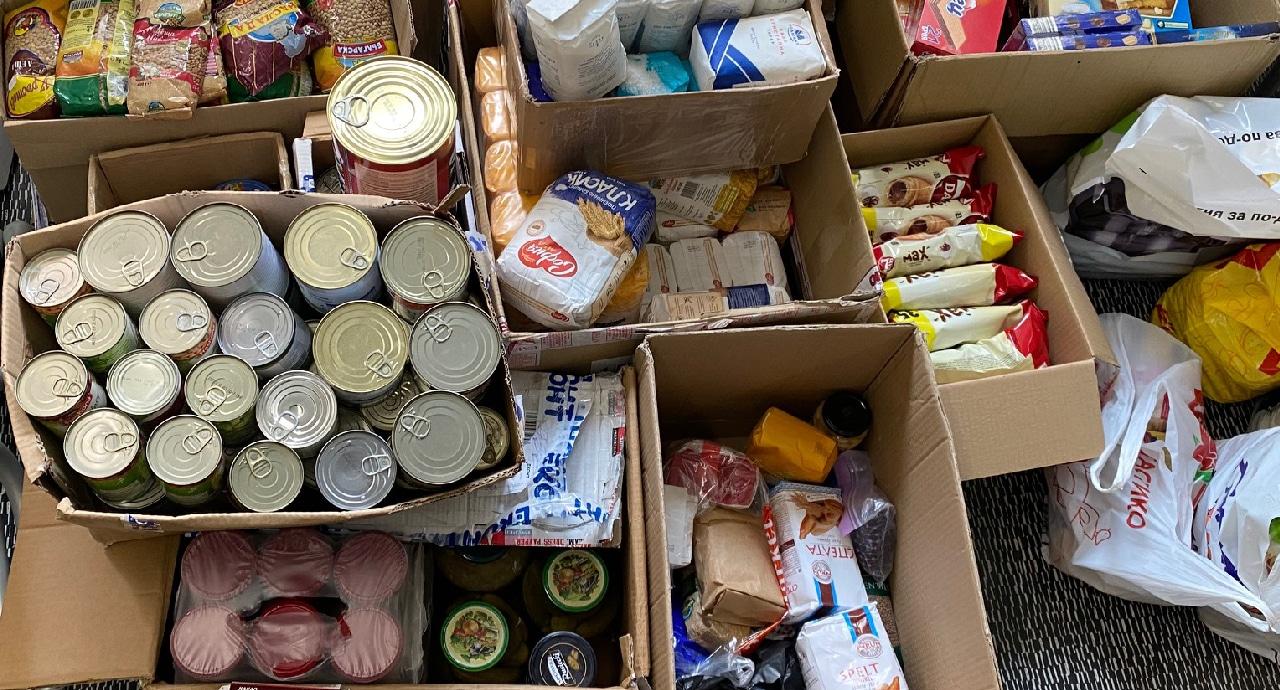 BOSCH събра близо 500 кг. храна със своя социална инициатива