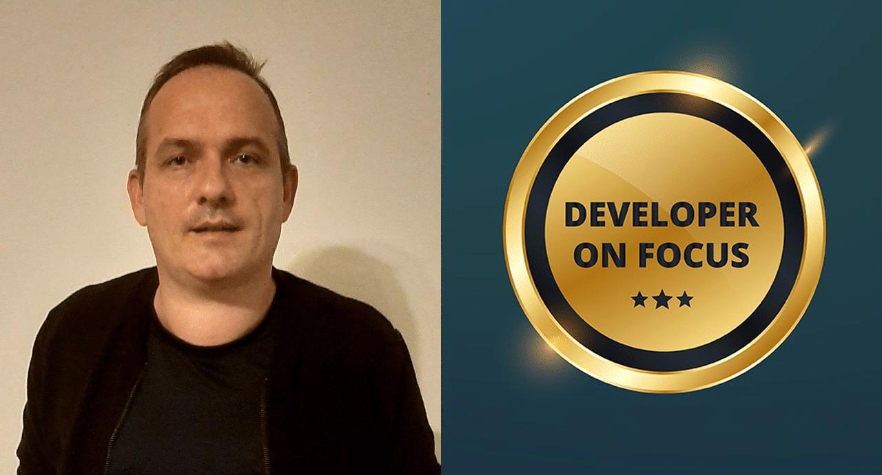 Павел Захариев, Senior Software Engineer в DHL Enterprise Software Solutions