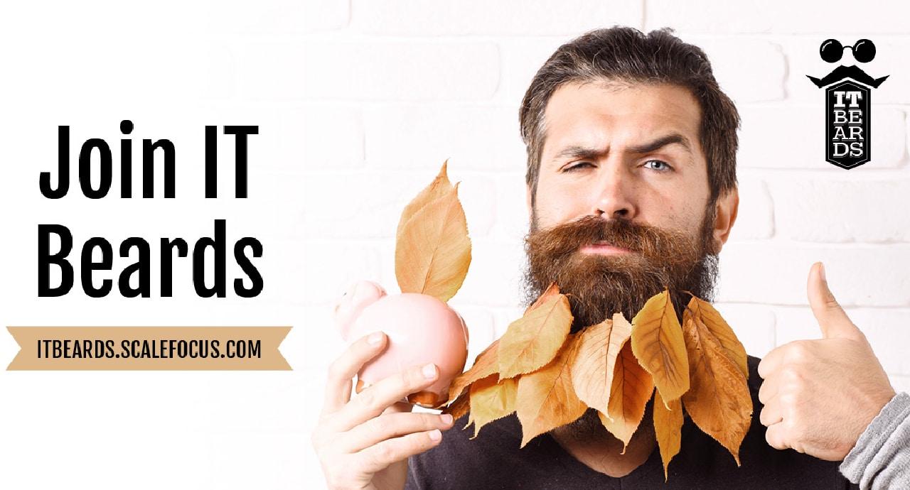 Стартира кампанията IT Beards: заедно в борбата с рака