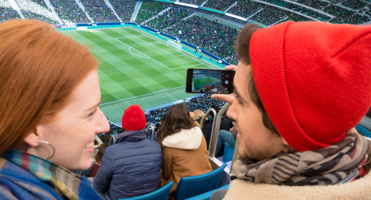 Тотнъм Хотспър – интелигентният стадион от дигитално поколение
