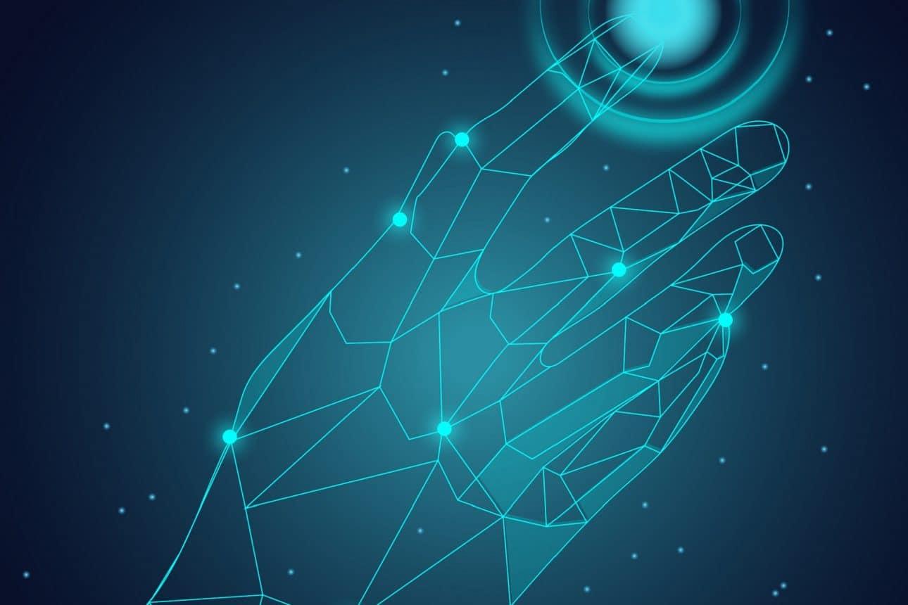 Комбиниран биосензор с AI предвижда жестове