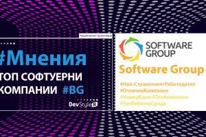 Мнения: Software Group