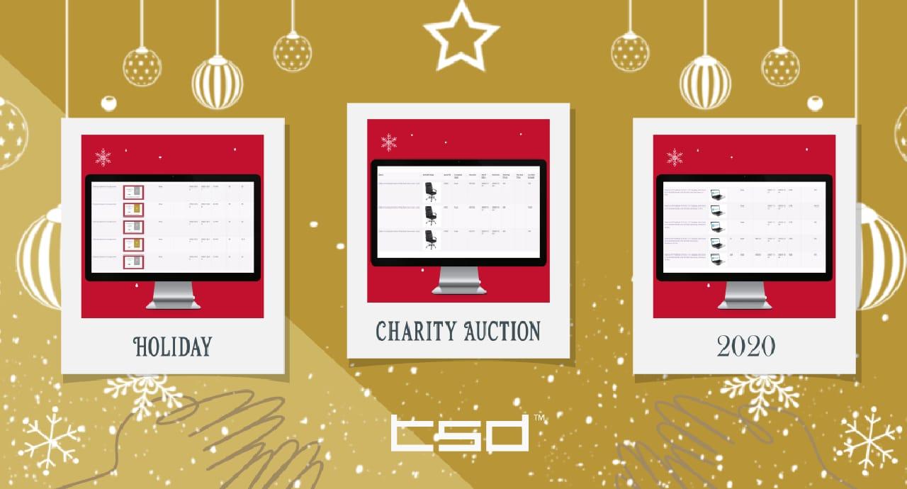 Екипът на TSD подкрепи три благотворителни каузи чрез вътрешен коледен аукцион