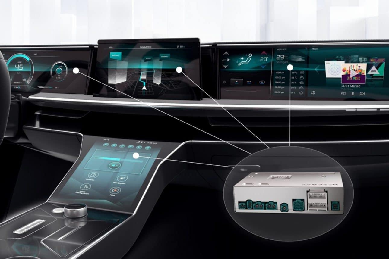 Бош с поръчки за милиарди на пазара за автомобилни компютри