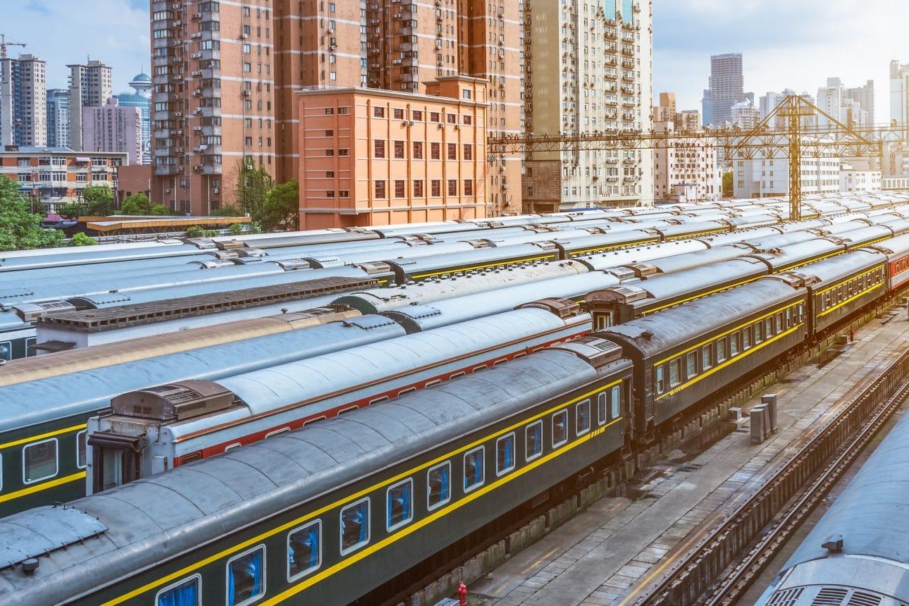 Китайската железница използва пиратска версия на Flash