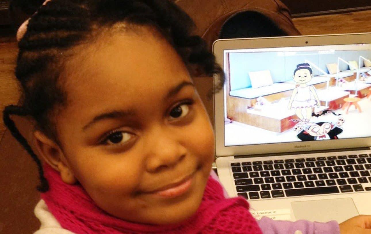 Запознайте се с най-младия разработчик на видео игри – Зора Бол