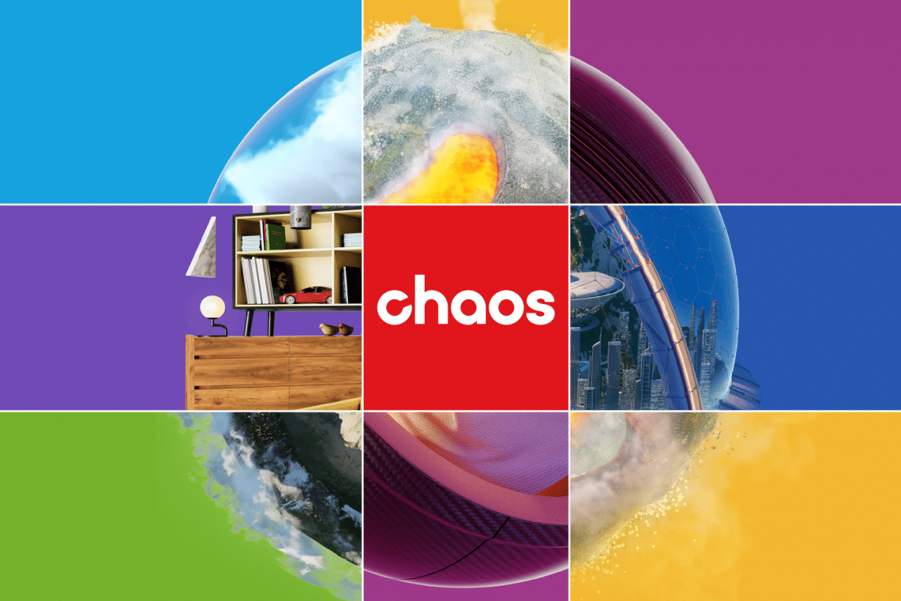 Chaos Group с нов брандинг и заявка за топ присъствие във визуалната индустрия