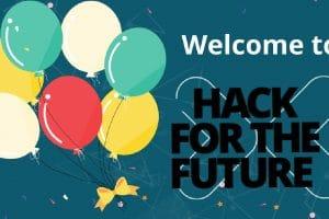 Стартира Hack for the Future 2021!