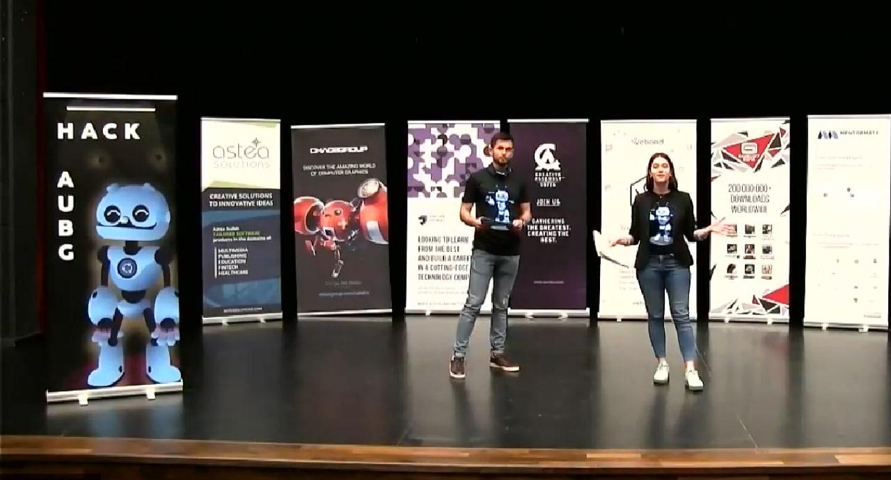 Надпреварата на HackAUBG 3.0 започна!