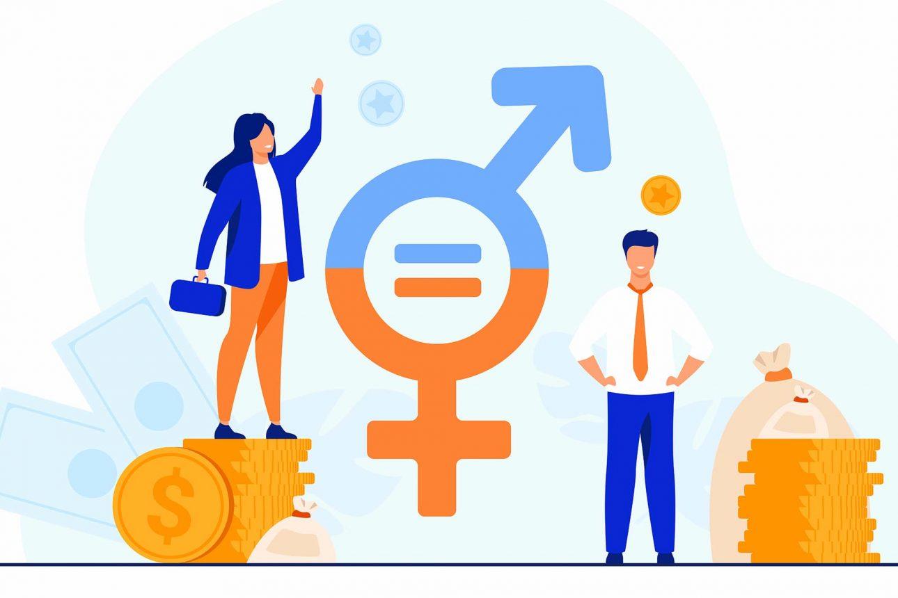 Заплатите не трябва да се определят според пола, но разлики има…
