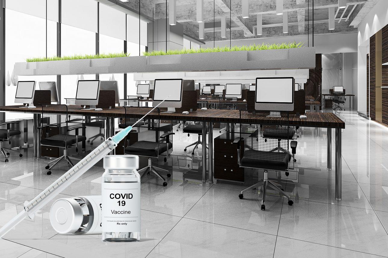 ТЕМАТА :: Ваксините и ИТ индустрията – Иде ли краят на празните офиси?