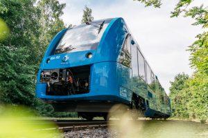 Първите в света водородни влакове с нулеви емисии тръгват в Европа