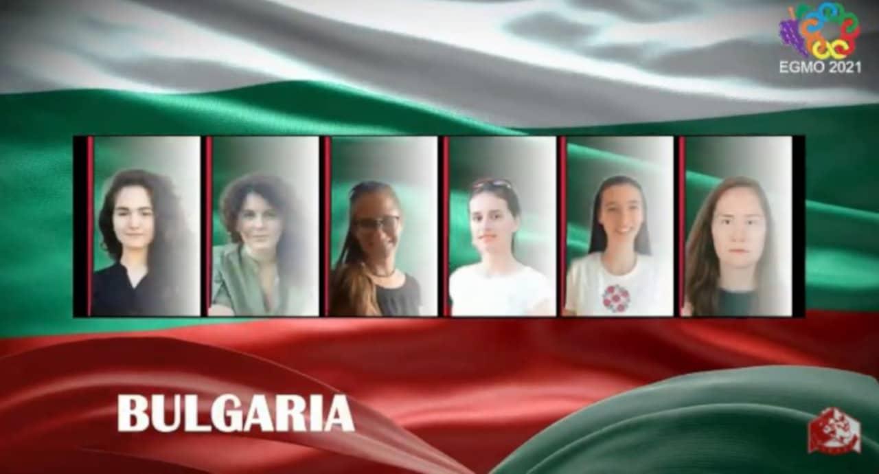 Три бронзови медала за отборът ни на Европейската олимпиада по математика за момичета
