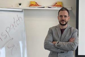 Велин Стефанов е новият главен мениджър на развойния център на DHL Freight – ESS