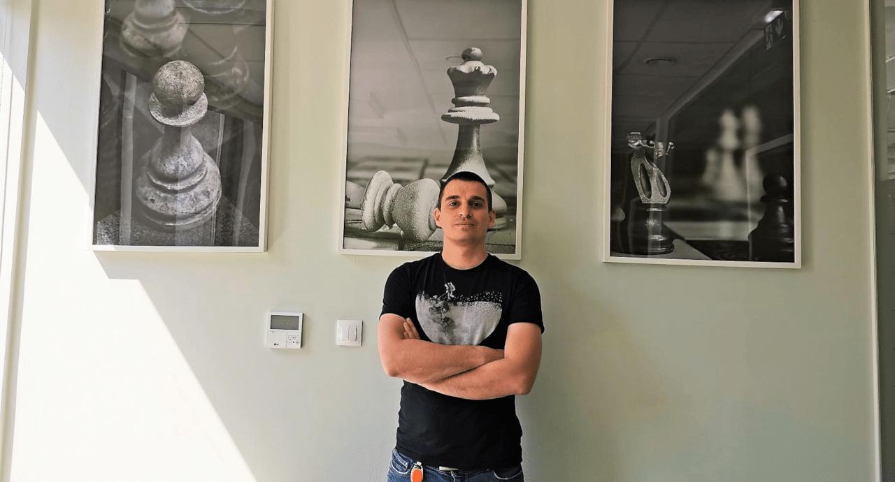 """Георги Пелтеков: """"И в шаха, и в ИТ сферата, най-важна е страстта, с която правиш нещата"""""""
