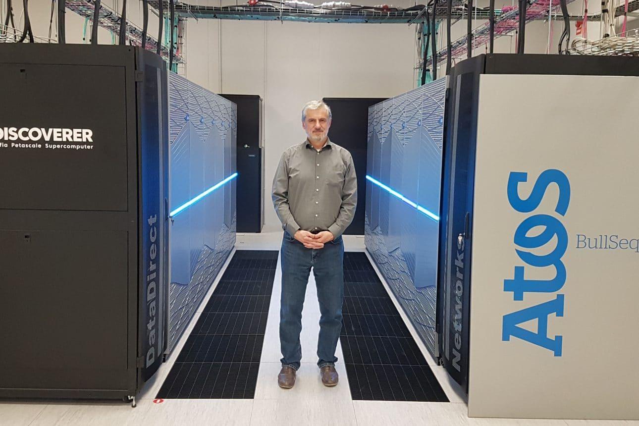 Суперкомпютърът на Atos в Тех Парка – най-мощен в Източна Европа