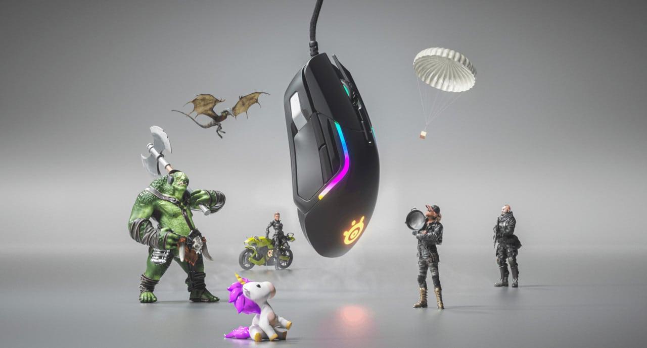 Rival 5 – геймърската мишка подходяща за всеки тип игра