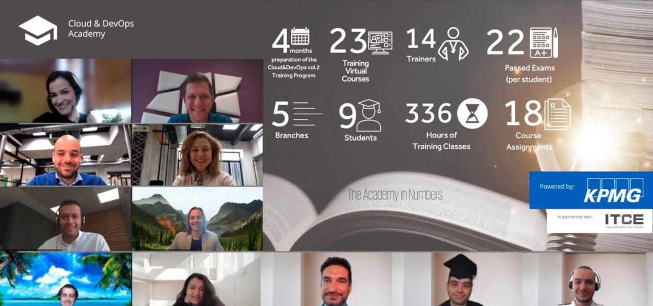 Над 60 студенти с фокус Cloud & DevOps стартираха успешно своята ИТ кариера