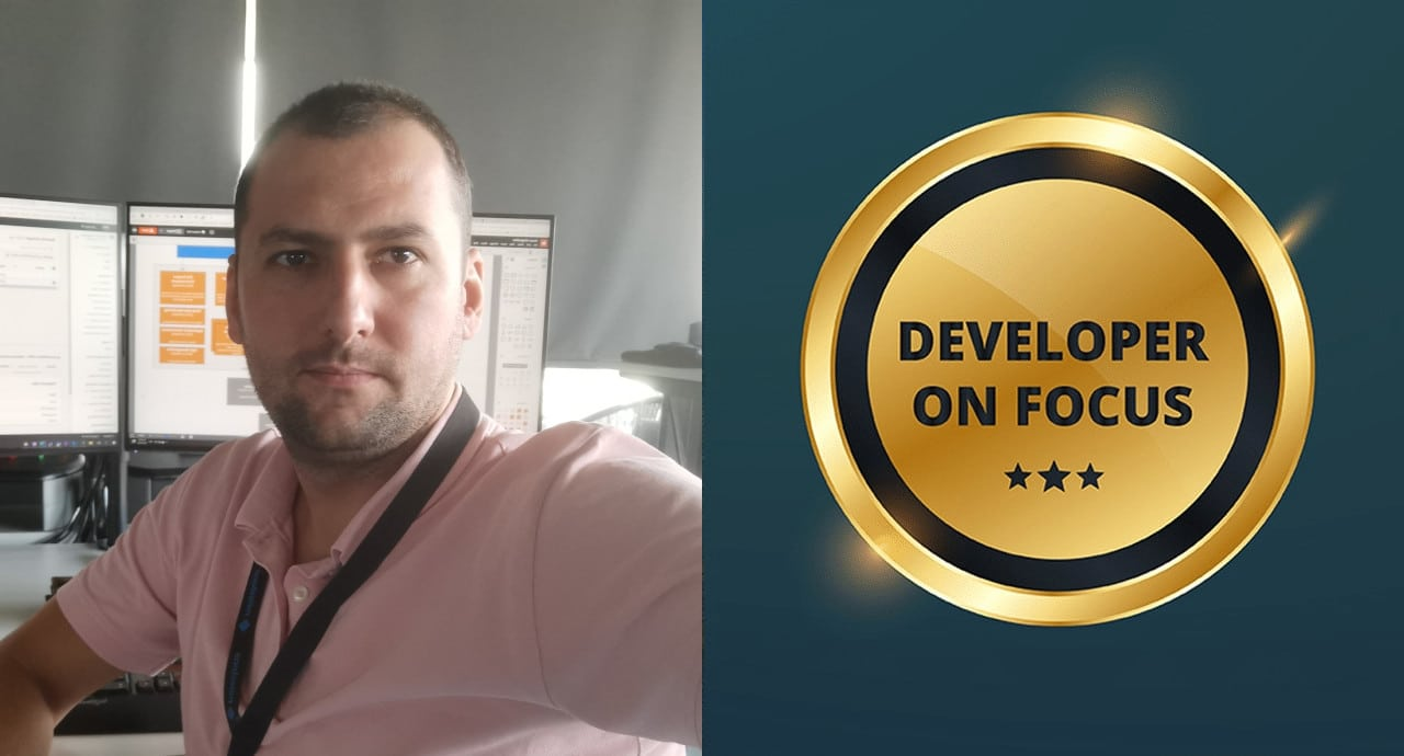 Мартин Димитров, Principal Software Engineer в Milestone Systems