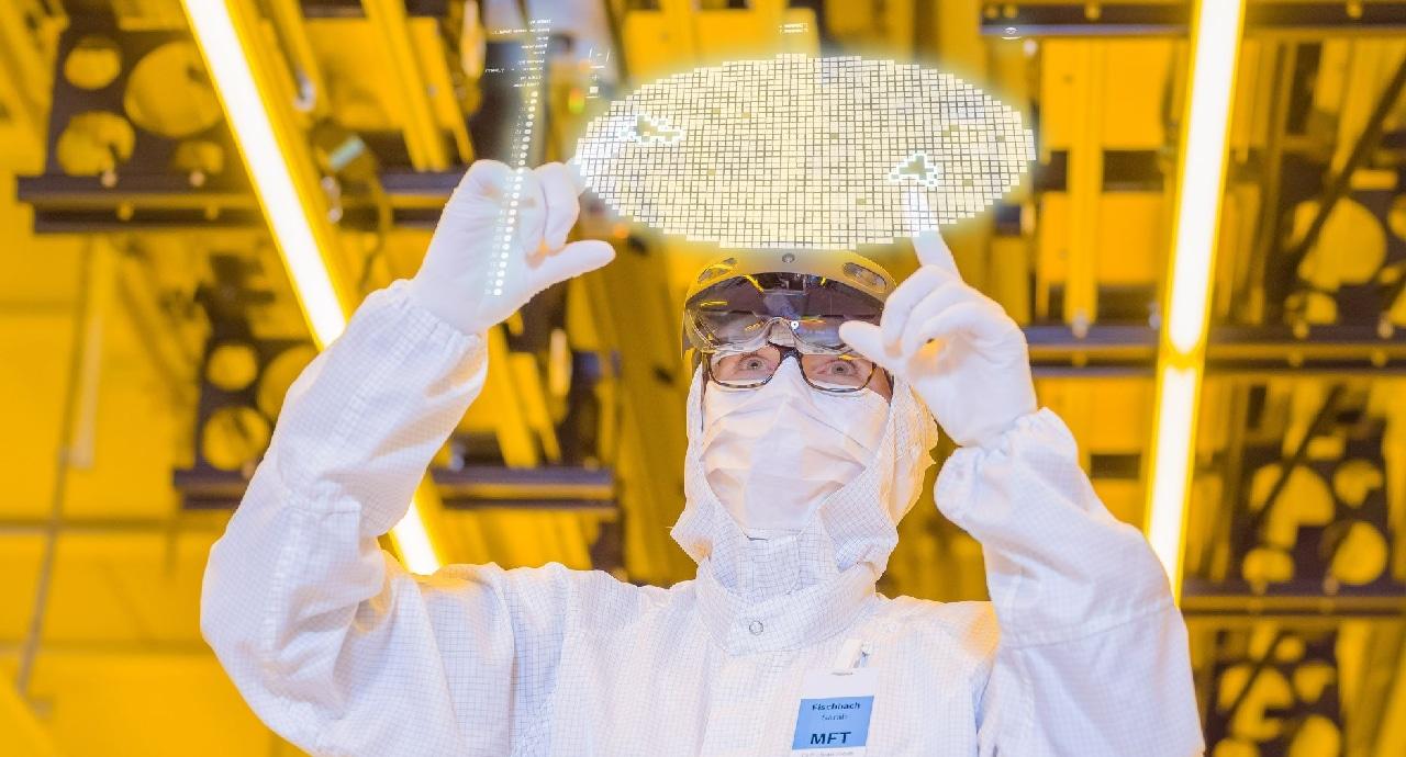 Бош открива един от най-модерните заводи за полупроводници в света