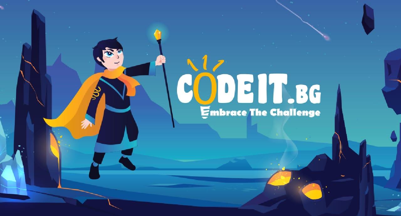Известни са участниците във финала на CodeIT 2020/2021