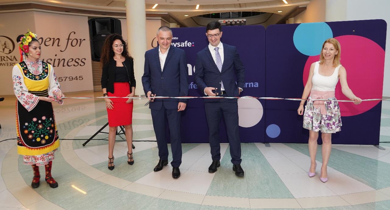 Paysafe откри своя нов офис във Варна