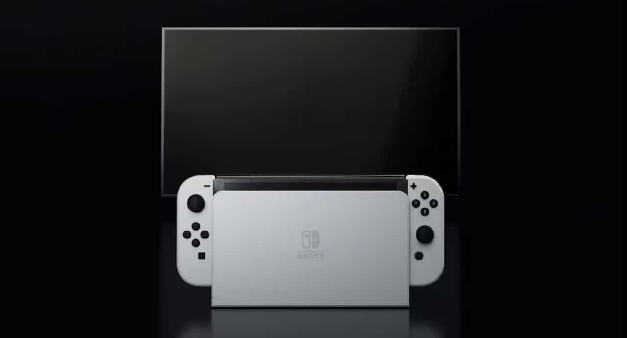 Nintendo представи нов Switch с OLED дисплей